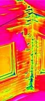 почему брусовой дом холоднее каркасного